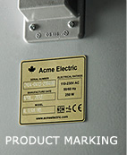 Product Marking